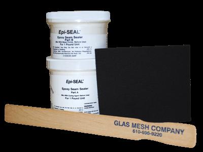 Epi-Seal Seam Sealer and Other Bonding Epoxies – Glas Mesh Co